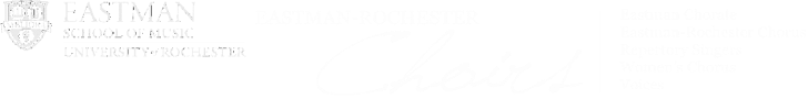 EASTMAN-ROCHESTER CHOIRS